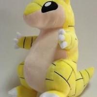 027 Boneka Sandshrew 30cm Boneka Pokemon