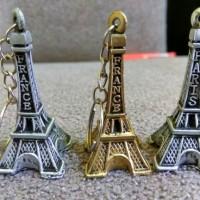 (PROMOSI) souvenir pernikahan gantungan kunci paris murah