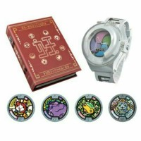 Yo-kai Youkai Yokai Watch Dictionary Medals Special Set Original