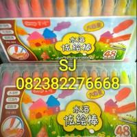 Oil Pastel / Crayon Grasp 48w