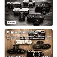 kartu emoney mandiri etoll e-money e-toll kamera Leica camera