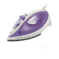 PHILIPS STEAM IRON GC 1418 / SETRIKA UAP GC1418 400 WATT PROMO
