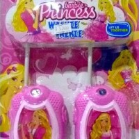 MAINAN WALKIE TALKIE PINK BARBIE