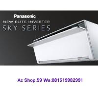 harga Ac Panasonic 1.5 Pk Cs-vu13skp New Elite Inverter Sky Japan Series Tokopedia.com
