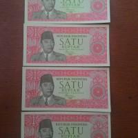 harga Uang Kuno 1 Rupiah th 1964 Presiden Soekarno Tokopedia.com