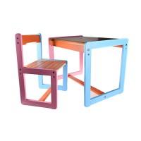 Set Meja dan Kursi belajar anak