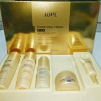 Iope Super Vital Cream Vip Special Gift Set