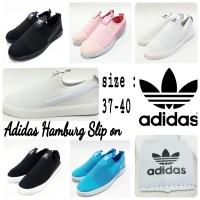 Sepatu Sport Adidas Woman Hamburg Murah