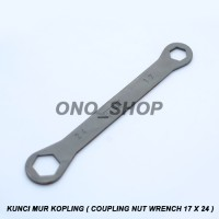 Limited Kunci Mur Kopling ( Coupling Nut Wrench 17 x 24 )