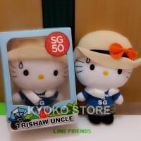 harga Boneka Hello Kitty SG50 Trishaw Uncle (Official McDonald) Tokopedia.com