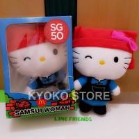 harga Boneka Hello Kitty SG50 Samsui Woman (Official McDonald) Tokopedia.com