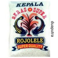 Beras RojoLele 5 kg (kurir Via Gojek)