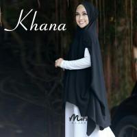 Khimar Khana Jilbab Instan Jilbab Syar i Jilbab Jumbo Hijab