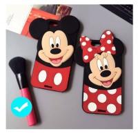 Jual Case Mickey Minnie Samsung J2 Softcase/Casing Lucu/Karakter Mouse Murah