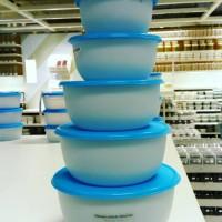 Jual IKEA REDA Tempat Makanan Food Container Isi 5pcs Murah