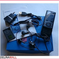 [Original] Nokia 6700 Slide Hitam - Nokia Original - HP Nokia Jadul