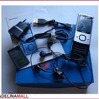 [Original] Nokia 6700 Slide Aluminium Silver - Nokia Original - HP Nok