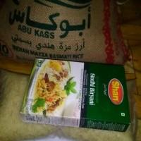 bumbu biryani + beras basmati 1kg