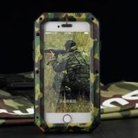 case casing LUNATIK army/camo iphone 5 5s se corning gorilla glass