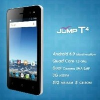 harga Evercoss A74j Jump T4 - Quad Core 1.2 Ghz, 4