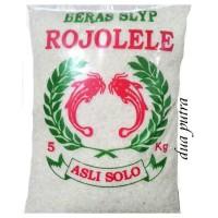 Beras Rojolele Asli Solo 5 kg (via gojek)