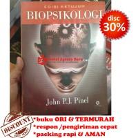 Biopsikologi Edisi 7 - John P J Pinel