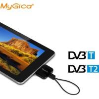 TV Tuner Digital DVB T2 USB OTG Stick Android TV Offline Tablet