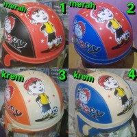 harga Helm Anak Boboiboy Tokopedia.com
