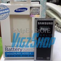 TER-HOT Baterai Samsung Galaxy Note 4 N910 Original SEIN 100% TERBATAS