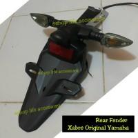 spakbor/spatbor belakang Xabre original/ori yamaha /rear fender m-slaz