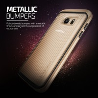 Verus Galaxy S7 Triple Mixx Series - Shine Gold