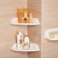Rak Sabun, modern dan merapikan isi kamar mandi