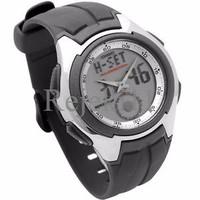 NEW casio AQ160W-7 jam tangan analog digital garansi resmi 1 tahun