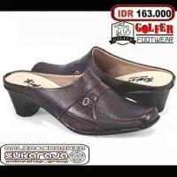 Jual Sepatu Pantofel Halfshoes Pantofel Wanita Formal Kerja Bustong Kulit Murah