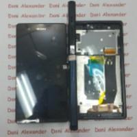 harga Lcd Sony Xperia Z L36h C6603 Complite + Touchscreen + Bezel Ori Lte 4g Tokopedia.com