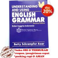 harga Understanding And Using English Grammar 2nd Edition (original) Tokopedia.com