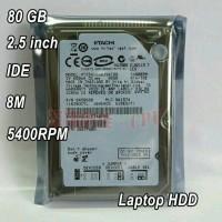 hdd/hardisk 80gb ide 2'5inc for laptop