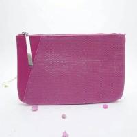 Lancome Pink Pouch Bag Tas Kosmetik