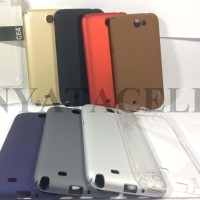Hard Case Gea Soft Touch Samsung Galaxy Note 2 /Hardcase Slim Back