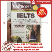 Barron's IELTS 2nd Edition