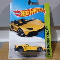 HOT WHEELS - Lamborghini Aventador J