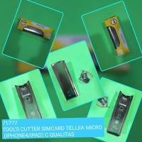 TOOL'S CUTTER SIM CARD TELIJIA MICRO (IPHONE 4/IPAD) C QUALITAS