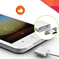 Jual Kabel Charger Micro USB Magnet/Magnetic Micro USB Quick Charging Cable Murah