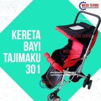 Kereta Dorong Bayi Stroller Tajimaku 301 Perlengkapan Ibu Anak Murah
