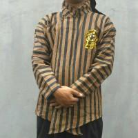 Baju Surjan / Lurik Ukur Jumbo 012