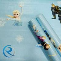 Jual OBRAL!! Wallpaper Sticker 10M Motif Frozen Murah