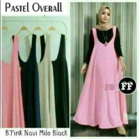 pastel overal