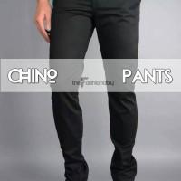 Celana Chino Pants Hitam