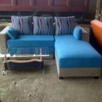 Sofa L Minimalis Harga Pabrik Jabodetabek