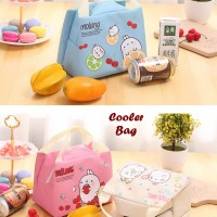 New Cooler Bag MOLANG, dilengkapi 2 pcs jelly ice cooler